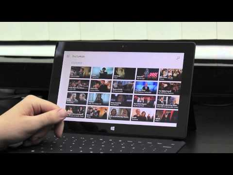 Top Ten Best Apps For The Microsoft Surface or Windows 8