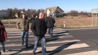 Rolnicy dalej protestują - www.pulsmiasta.tv