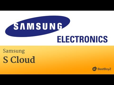 Samsung's S Cloud Services Turns Up On New Galaxy Note II (Video)