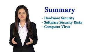 Basic Computer Security ! Security Risk ! Virus and Antivirus