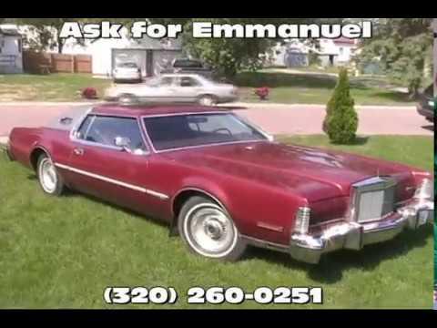 1976 Lincoln Mark IV Emilio Pucci Designer Series