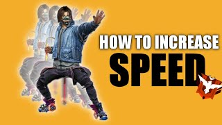 How to Increase Your Movement Speed   Free Fire India