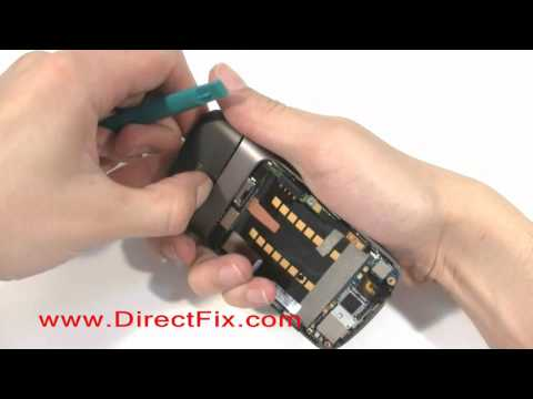 Google Nexus One Screen Replacement & Take Apart Directions