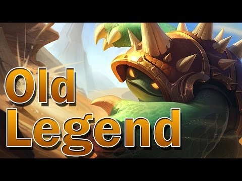 Old Legend (Rammus Lore)