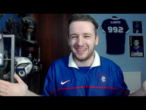 RANGERS 0 VILLARREAL 0 FAN RECAP! REF BOOKED THE WRONG PLAYER!