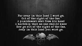 Avenged Sevenfold - Chapter Four [Lyrics on screen] [Full HD]