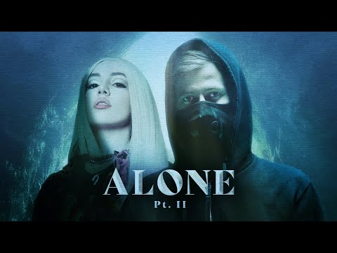 Alan Walker \u0026 Ava Max - Alone, Pt. II