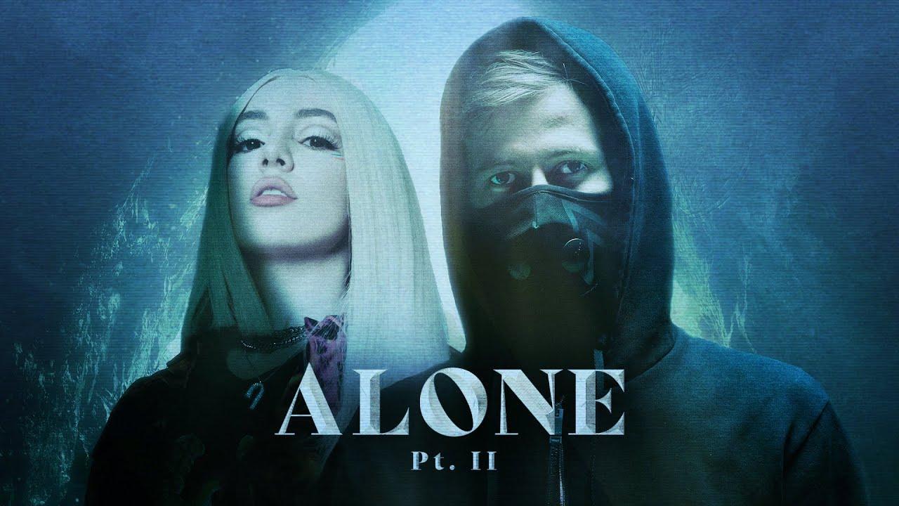 Arti Terjemahan Lirik Lagu Alan Walker & Ava Max - Alone Pt. II
