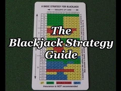 The Blackjack Strategy Guide