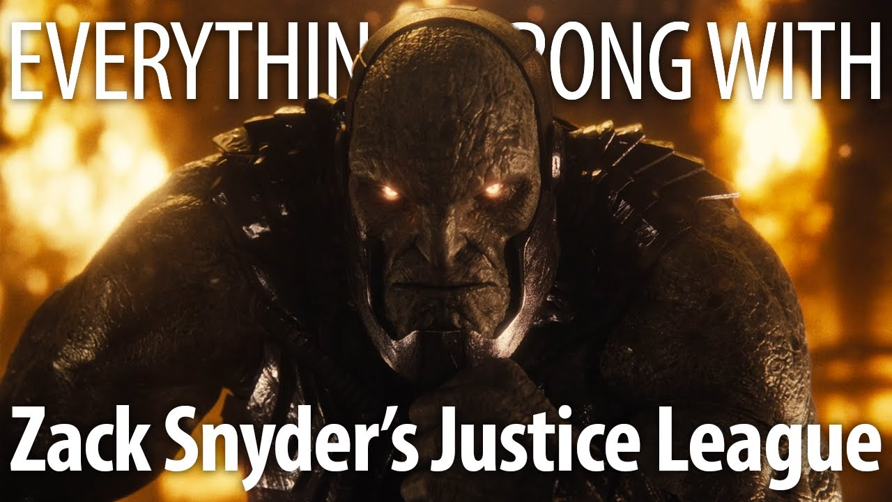 Download Everything Wrong With Zack Snyder's Justice League In 43 Minutes Or Less