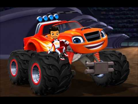 Blaze and the Monster Machines | Axle City Grand Prix | Nick Jr. UK from YouTube · Duration:  4 minutes 9 seconds