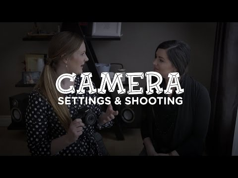 Plan Your Baby Moments - Video 4 - Camera Settings and Shooting
