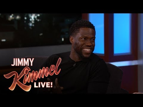 Kevin Hart's Dad Stole a Dog