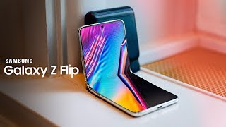 Samsung Galaxy Z Flip OFFICIAL - SHAPE OF THE FUTURE!