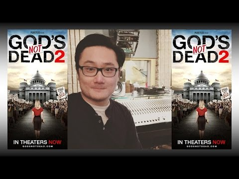 "Paul Kwo talks ""God's Not Dead 2"""