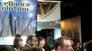 Konami DDR Event - Naoki Maeda Greets Fans