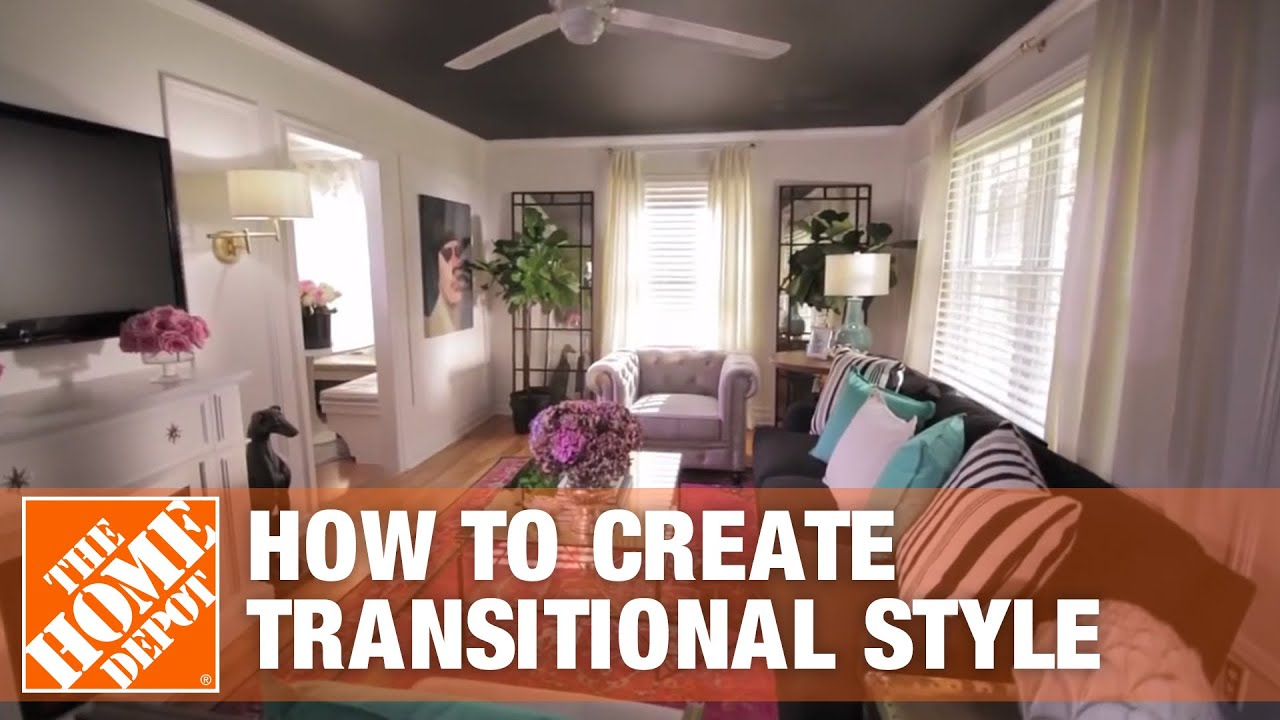 Start To Finishes: How To Create Transitional Style