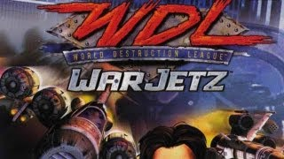 CGR Undertow - WORLD DESTRUCTION LEAGUE: WAR JETZ review for PlayStation 2