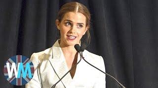 Top 10 Emma Watson Moments