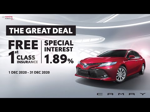 CAMRY Exclusive Offer