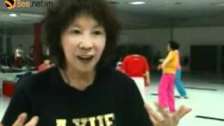 cụ b 70 tuổi nhảy hip hop