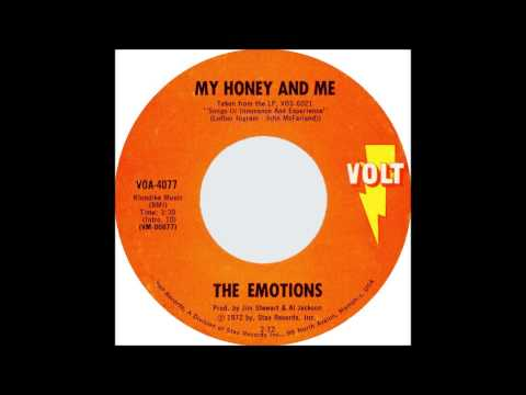 The Emotions - My Honey And Me