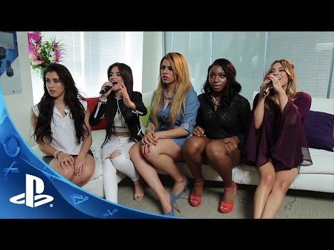 SingStar  Fifth Harmony Visit  PS4