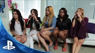 SingStar - Fifth Harmony Visit | PS4