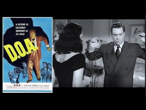 DOA1950FREE Movie! Improved QualityThriller/Mystery/FilmNoir:With Subtitles