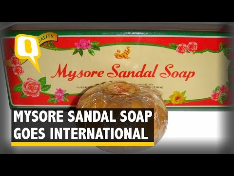 Mysore Sandal Soap Gives Tough Competition To International Rivals | The Quint