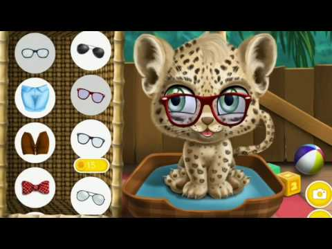 Fun Animals Care Baby Hair Salon 2 Makeover Kids Games for Girls ...