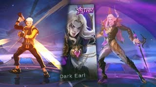NEW Starlight Lancelot SKIN! & New Chou Animation! Mobile Legends