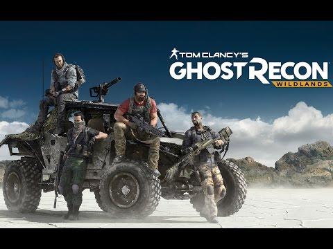 Tom Clancy's - GHOST RECON: Wildlands | NYTT CO-OP SPEL!