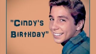 """Cindy's Birthday"" (Lyrics) 💖 JOHNNY CRAWFORD 💖 1962"