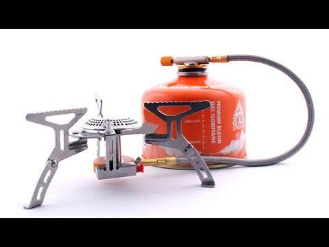 EDC Fire Maple FMS-105 Bếp ga mini phù hợp cho dã ngoại, leo núi và đi bộ đường dài