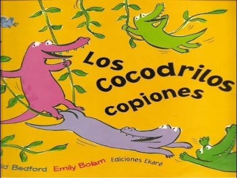 los-cocodrilos-copiones🐊🐊cuentos-del-rincón