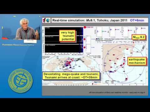 EGU2012: Mitigating tsunami risk with early warning systems (PC7)