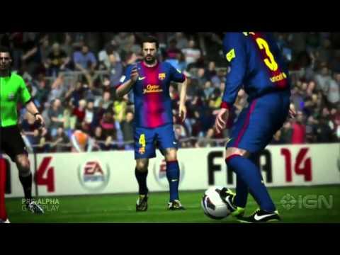 Fifa 14 trailer en español latino hd oficial