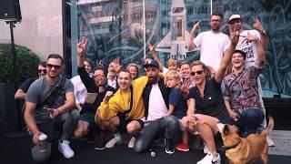 KaDeWe Windowshopperz Streetart Urban Art 2018 Videoproduktion Berlin