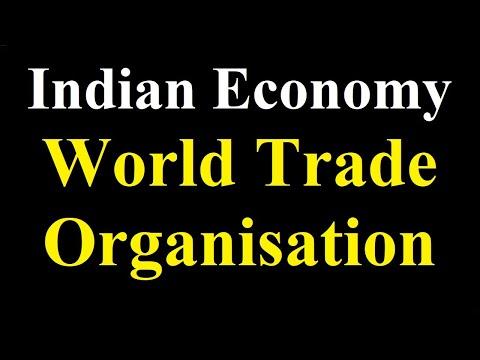 07 World Trade Organisation WTO