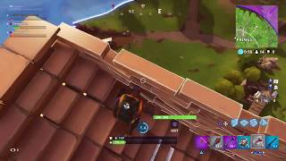 Max Height Snipe in Fortnite W/Cringe Reaction