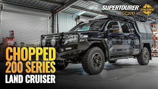 LC200 Supertourer - Chopped 200 Series Land Cruiser