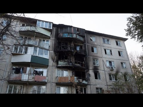 Пожар в Яхроме, Ленина 27
