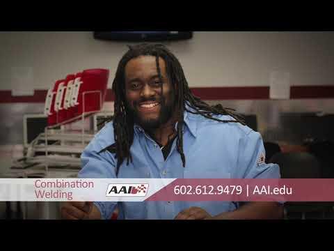 Combination Welding program at Arizona Automotive Institute