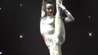 """""""Самая красивая"""" - Анастасия Зубова, Шоу-балет """"Тодес"""""""
