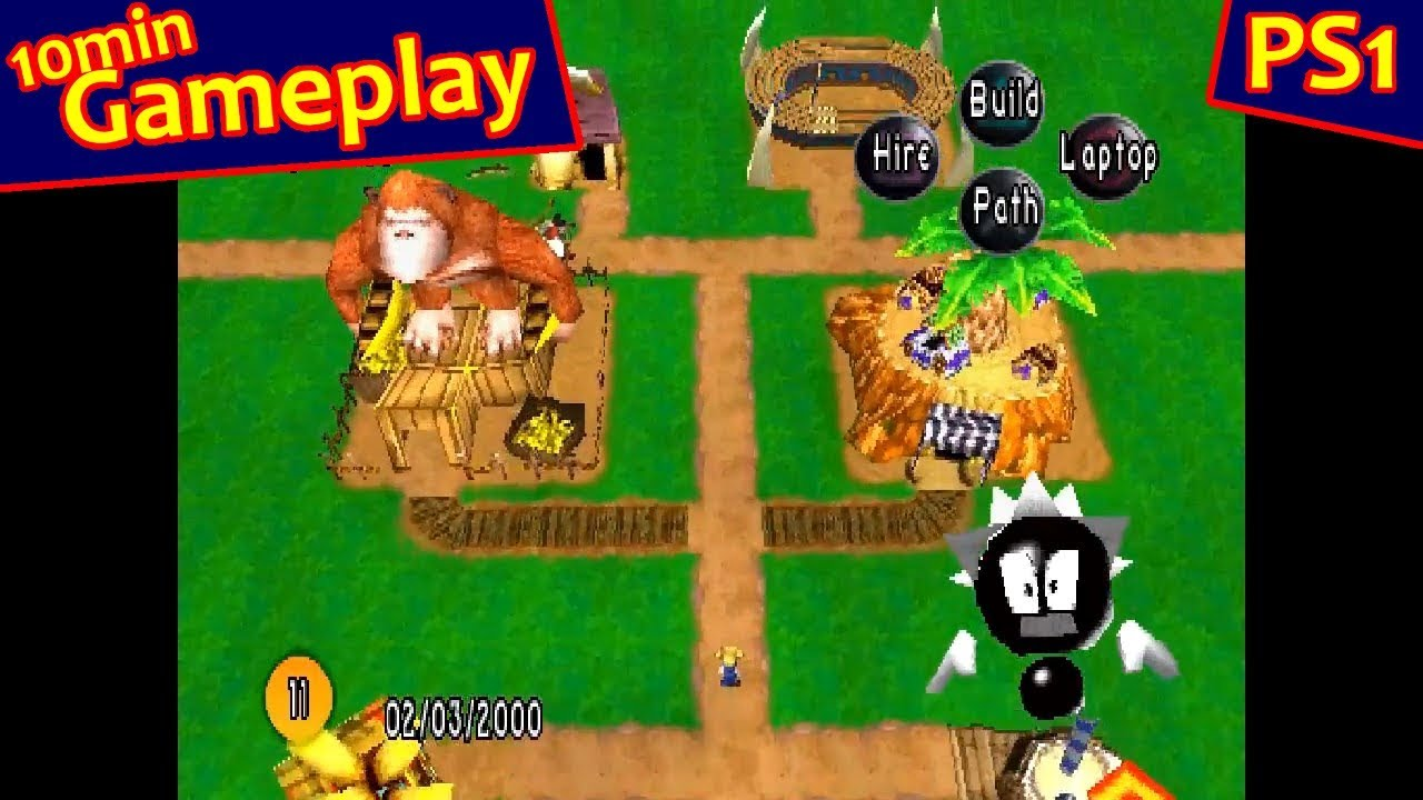Golden Ticket: An Amusement Park Sim Game > iPad, iPhone, Android, Mac & PC Game   Big Fish