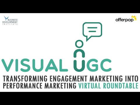 Visual UGC  Transforming Engagement Marketing Into Performance Marketing