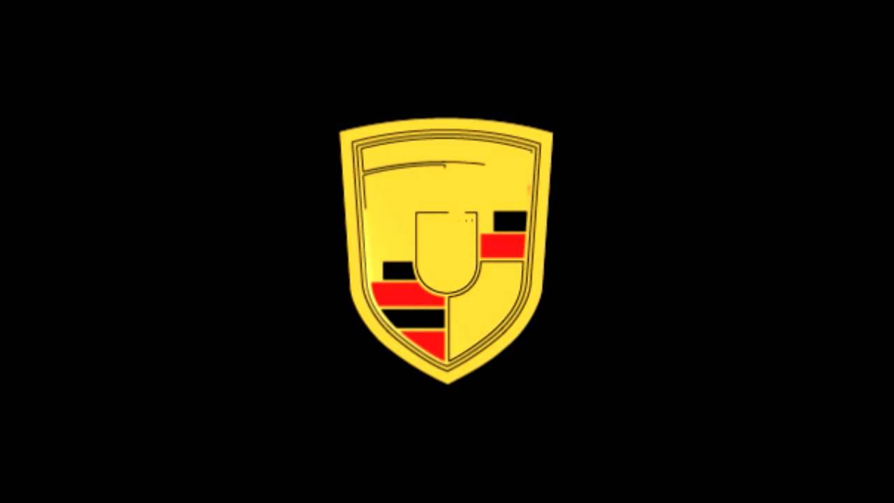 Porsche Logo Animation