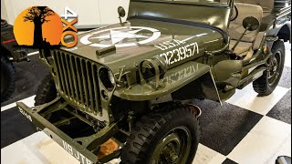 NEW OFF-ROAD HISTORY MUSEUM. Solid Front Axle Fest!