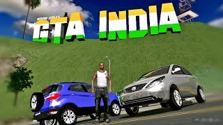 GTA INDIA 5.0 | Indian cars, bikes,banners and textures| High Graphics